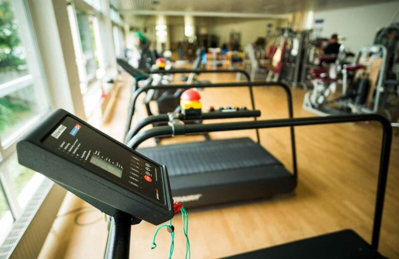 Gesundheitsorientiertes Fitnessstudio Köln-Longerich, Beispiel Ausdauergeräte