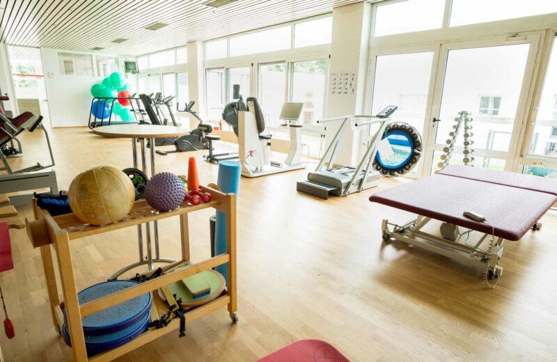 Gesundheitsorientiertes Fitnessstudio in Köln-Longerich, Fitnessraum bei ProPhysio GmbH