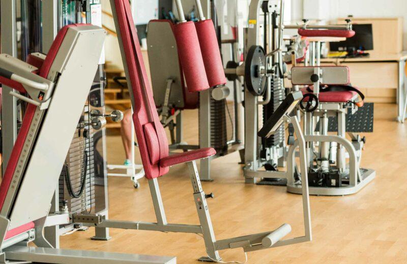 Fitnessstudio Köln-Longerich, Gerätebeispiel Krafttraining. ProPhysio GmbH Köln